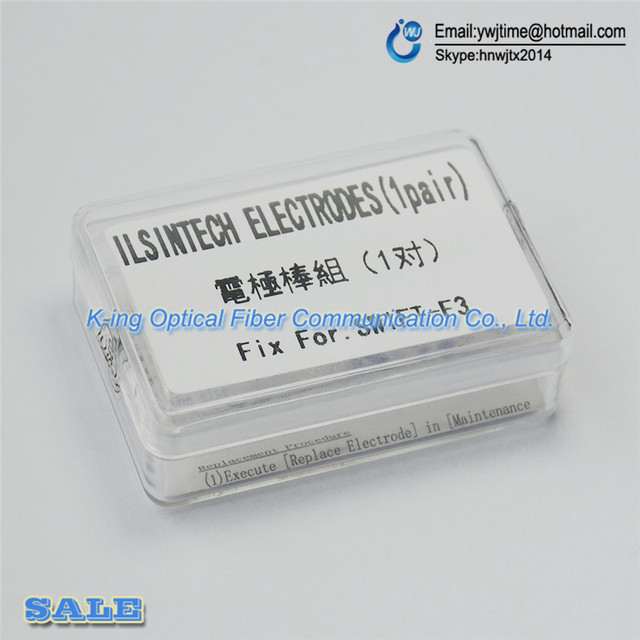 Ücretsiz kargo yeni elektrotlar ILSINTECH EI 19 Swift F3 Fusion Splicer elektrotlar