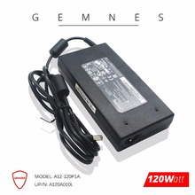 Original Chicony 120W Power Adapter for MSI GE60 GE70 GP60 PE62 GE72 GF63 GS60 GS70 AC DC Laptop Charger A12-120P1A 19.5V 6.15A new uk laptop keyboard for for msi steelseries gt72 gs60 gs70 ws60 ge62 ge72 keyboard backlit