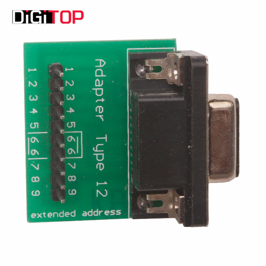 ФОТО NEW Full Adaptors for All UPA USB Programmer Excellent ECU Chip Tunning