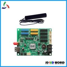 BX-6W1(замена BX-5A1 и wifi) беспроводной внутренний полуоткрытый и открытый светодиодный движущийся знак светодиодный прокрутка знак контроллер