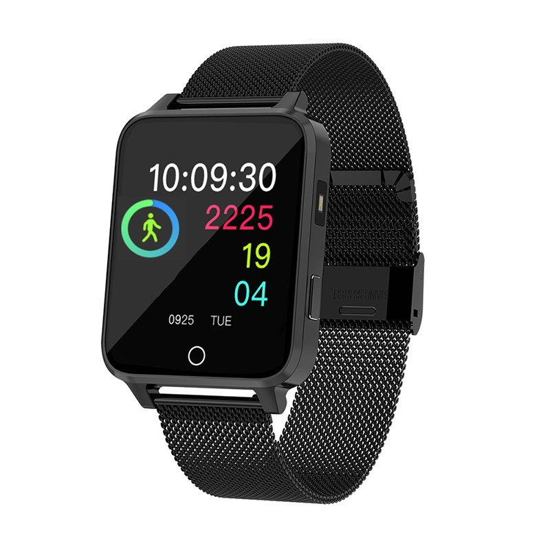 X9 Smartwatch 1.54 inch Screen IP68 Waterproof Smart Watch With LED Light Heart Rate Monitor Smartwatch Connect Android Iphone