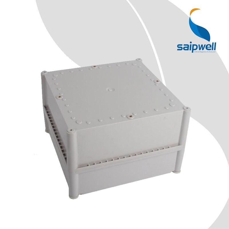 waterproof plastic ABS enclosure junction box 280 280 180mm SP 02 282818