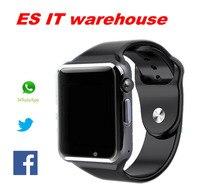 Bluetooth smart watch G10D Montre-Bracelet MTK6261D sport Podomètre carte sim Smartwatch pour Android Smartphone