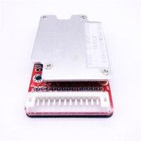 Eバッテリーモーター13 s 48ボルトbms 40a 18650バッテリー保護リチウムリチウムイオン携帯電話pcbバランスプレート