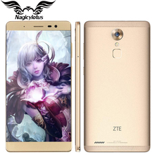 Original ZTE Axon MAX C2016 6 0 inch 3GB RAM 32GB ROM Mobile Phone Ocat Core