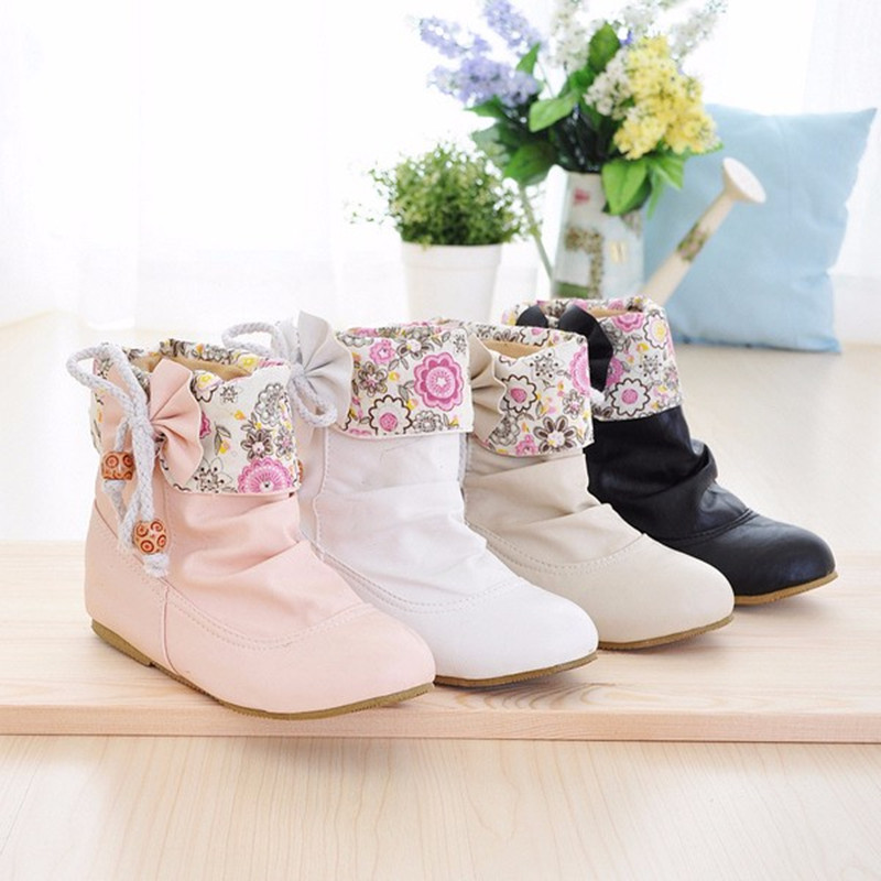 Popular Girls Boots Size 12-Buy Cheap Girls Boots Size 12 lots ...