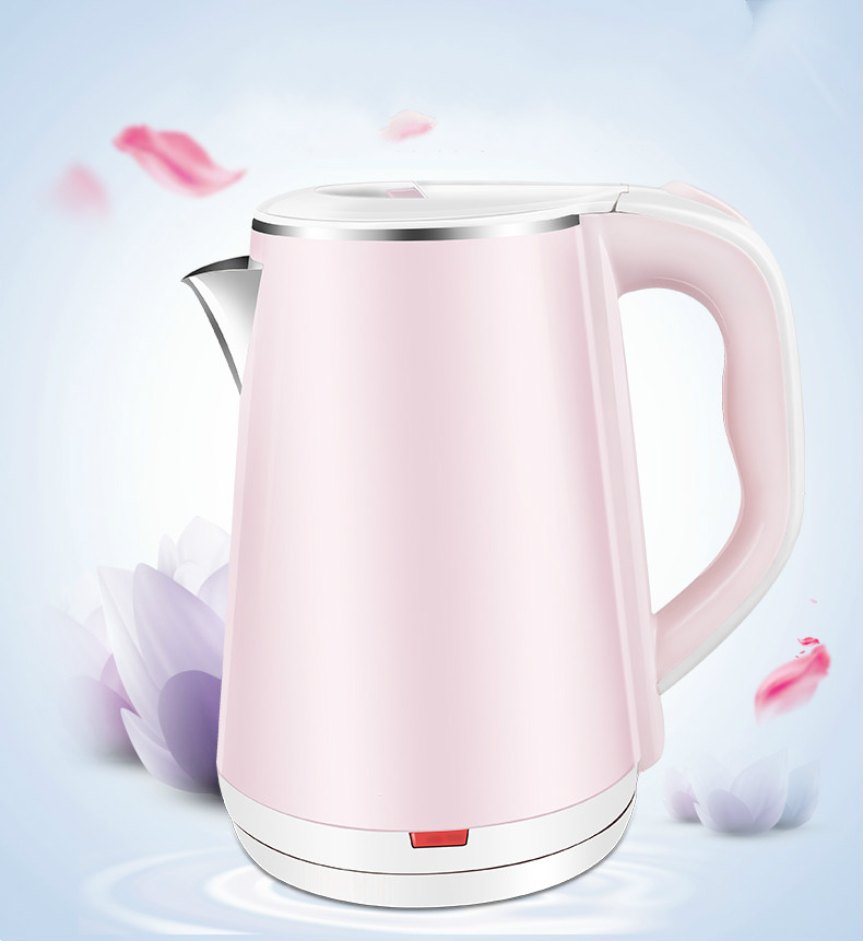 Electric kettle 304 stainless steel dormitory burning  automatic power failure  Safety Auto-Off Function xeltek private seat tqfp64 ta050 b006 burning test