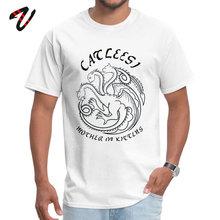 Hot Sale CATLEESI MOTHER OF KITTENS Geek UFO Sleeve T-Shirt Fall Crewneck Poland Tops T Shirt for Men Tee Comics