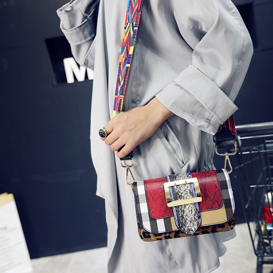 new arrival high quality shoulder bag for women messenger bags ladies retro PU leather handbag purse with crossbody bag 5