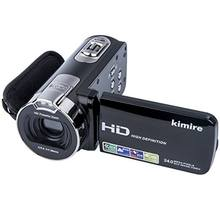 Videocámaras de cámara Digital Kimire HD Recorder 1080 P 24 MP 16X potente Zoom Digital videocámara 2,7 pulgadas de estabilización LCD wi(China)