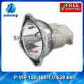 Original OSRAM projector lamp P-VIP 150-180/1.0 E20.6n for X6C/MP514/MP523/TDP-SP1/TDP-SP2/TDP-XP1/TDP-XP2 ...