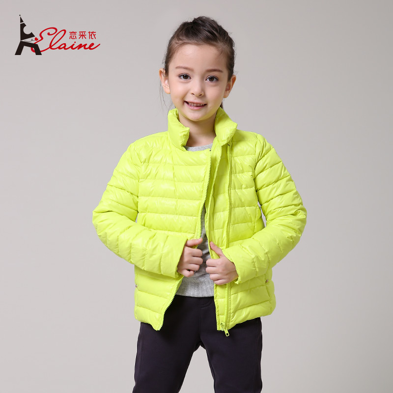 ФОТО Liancaiyi 2016Winter Kids Warm Clothes White Duck Down Children Coats For Baby Girl Parkas Outerwear