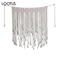 Beautiful Wall Hanging Blanket Decor Tapestry Woven Bohemian Decoration Wedding Craft
