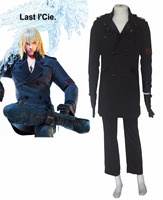 Lightning Returns Final Fantasy XIII 13 Snow Villiers Cosplay Costume Tailor Made