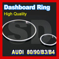Free shipping for Audi 80 90 B3 B4 Cluster Rings Gauge Rings Dashboard Rings Aluminum Alloy