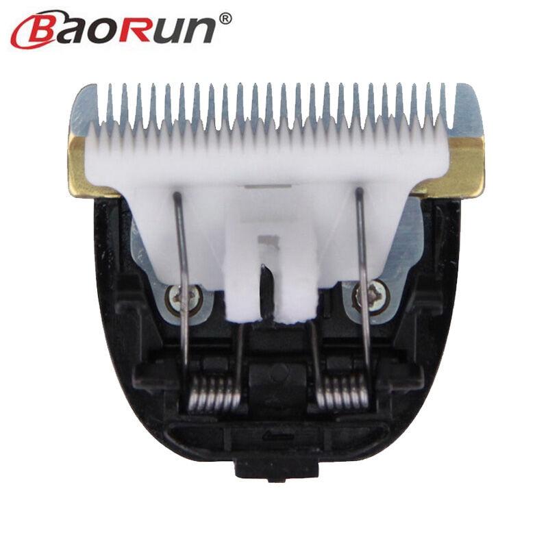 Original Ceramic Titanium Blade for Hair Cutting machine Hair trimmer Baorun X5 X6 X7 A6 938 A5 skinbox флип кейс zte blade x5