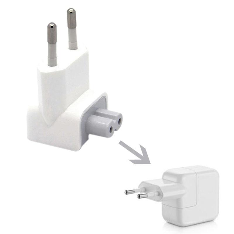 US to EU Plug Travel Charger Converter Adapter for font b Apple b font font b