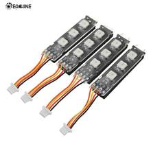 4 PCS Eachine Wizard TS215 FPV Racing RC Drone Multirotor Spare Part LED Light(China)