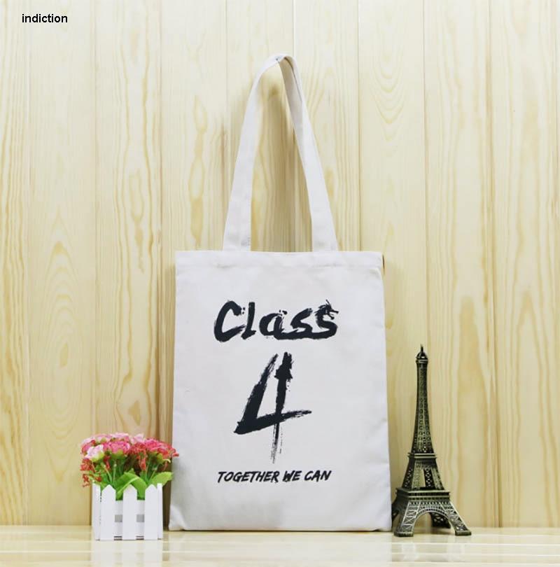 100Pcs/Lot Customized With Your Own Logo Canvas Cotton Tote Bag Plain Nature Cotton Canvas Shoulder Bags Eco Bag