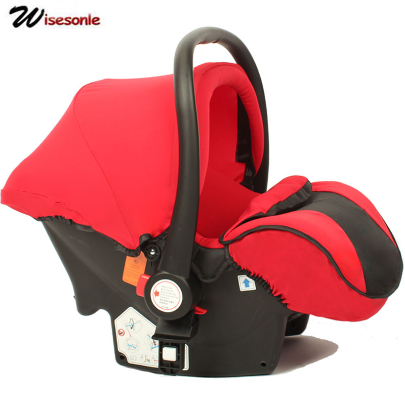 Wisesonle Car safety baby stroller special car seat Free