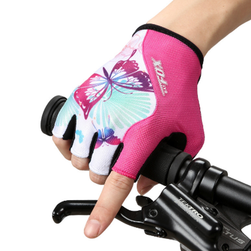 A05 Free Shipping The new high-quality outdoor sports mountaineering riding breathable sweat half finger gloves