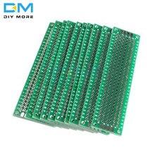 5 шт. 2x8 2X8 см 20X80 2X8 см Двусторонняя Прототип Pcb 2*8 панель универсальной платы