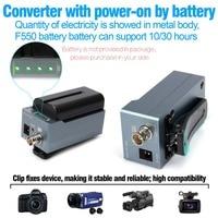 HSV191Bat HDMI to SDI Converter with Battery Charging 1080p Mini HDMI to SD SDI/HD SDI/3G SDI Adapter Converter