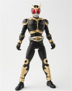 Image 5 - 16CM pvc japonais figure danime masqué cavalier Kamen cavalier/masqué cavalier Ryuki figurine daction à collectionner modèle jouets pour garçons