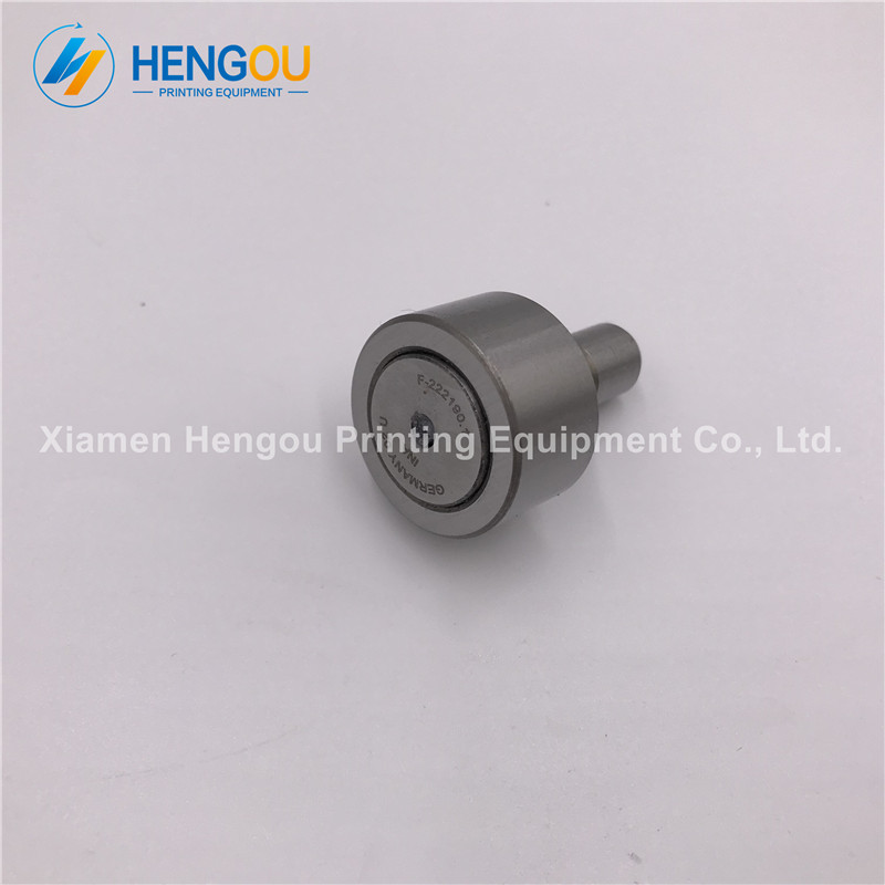 5 Pieces Free Shipping F-222190.1 Hengoucn Cam Follower 00.550.1505 Hengoucn SM52 PM52 Machine Parts5 Pieces Free Shipping F-222190.1 Hengoucn Cam Follower 00.550.1505 Hengoucn SM52 PM52 Machine Parts
