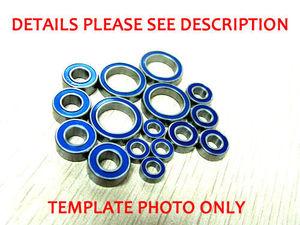 Image 1 - TRX 4 Sealed Bearing Kit ABEC 3