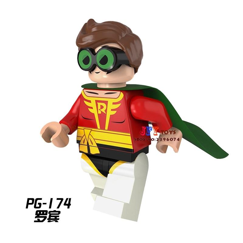 50pcs starwars Guardians of the Galaxy Robin Batman building blocks bricks friends for boy children toy brinquedos menina