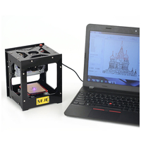 1500mW High Speed Mini USB Carver Automatic DIY Print Engraving Machine Off Line Operation With Protective