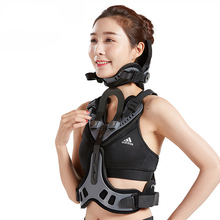Medical orthosis Adult Head Neck Orthosis Surgery Thoracic Stent Fracture Fixation  Rehabilitation Brace Cervical Traction adjustable shoulder abduction orthosis brace for shoulder fixation after operation free shipping