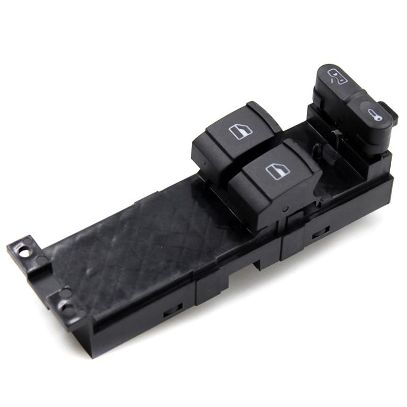 YAOPEI High Quality New Master Electronic Window Control Switch For skoda fabia octavia VW Golf MK4 2 Door 1J3 959 857 1J3959857