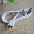 Alta Calidad Micro USB Data Sync Cable Cargador Cables de Carga Encaje blanco de Línea de Cable para Samsuang Galaxia S5 Note3 i9800 N9100