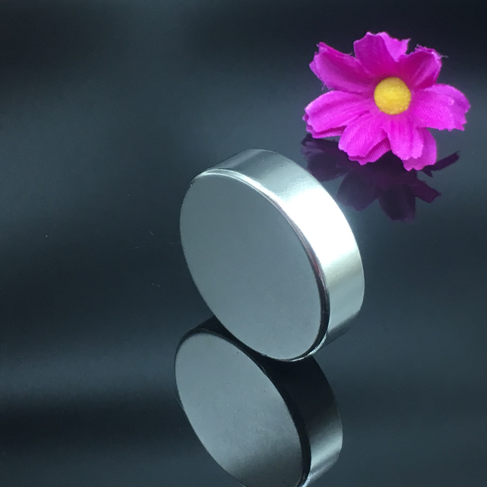 1pcs <font><b>Neodymium</b></font> <font><b>magnet</b></font> <font><b>30x10</b></font> mm Rare Earth super Strong Round permanent powerful 30*10mm fridge Electromagnet NdFeB magnetic image
