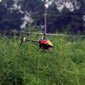 Gleagle 480E MODO DFC Helicóptero RC 9 Canales RTF Drone 2 Unidades (controlador Remoto 9CH/1700KV motor/ESC 60A/cuerpo De fibra de Carbono)