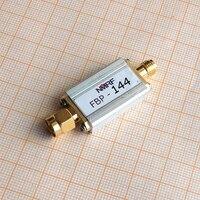 144 MHz 2 M banda filtro passa banda  volume de ultra pequeno  interface de SMA|Enrolador de cabo| |  -