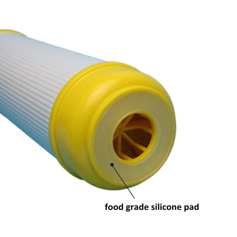 20-Inch Water Resin Softening Filter Cartridge Reduce Hardness And Effectively Removes Descaling RESIN Water Purifier Filter