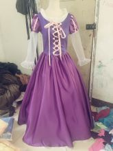 The Princess Rapunzel Fancy Tangled Dress