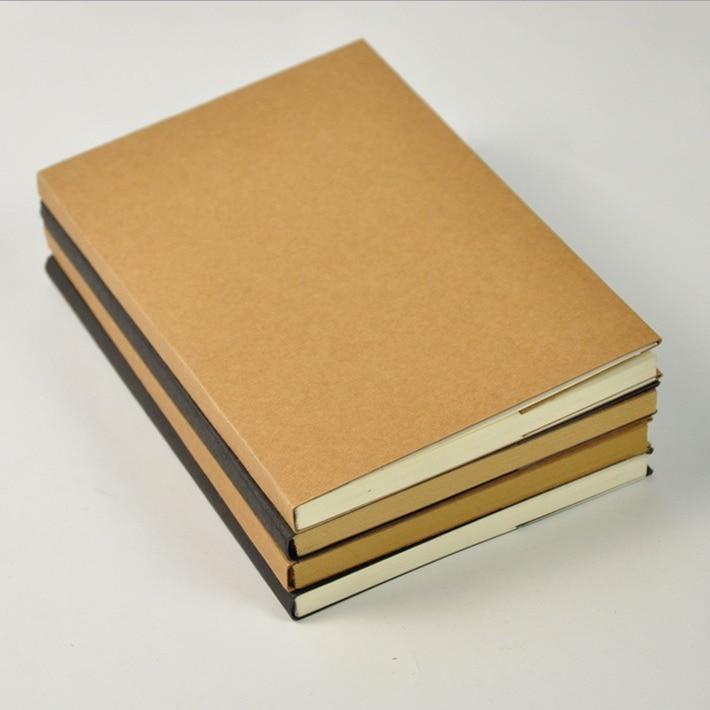 "Soft Breeze"" Sketchbook Blank Diary Working Study Notebook Planner Journal School Notebook Notepad"