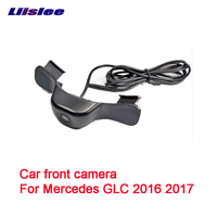 Car Special Front HD high quality Camera For Mercedes GLC 2016 2017 Car front camera Waterproof Night Vision CCD