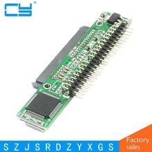 NEW Converter 2.5 Male IDE To 7+15 Pin Female SATA HDD SSD Adapter for Laptop molex 4 pin male to sata 15 pin female power adapter