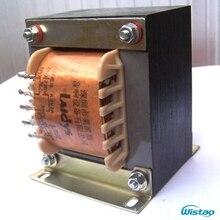120 W Transformador de Potência Do Amplificador De Tubo Recozido Aço Silício Z11 250V-0-250V/100MA 6.3 V/2A EI Transformadores De Áudio HIFI