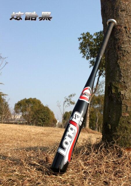 Hard Alloy baseball bat 25-30 inches 63-75cm Anti slip Playing beisebol bats bar hardball for adult outdoor sports Car bate 4