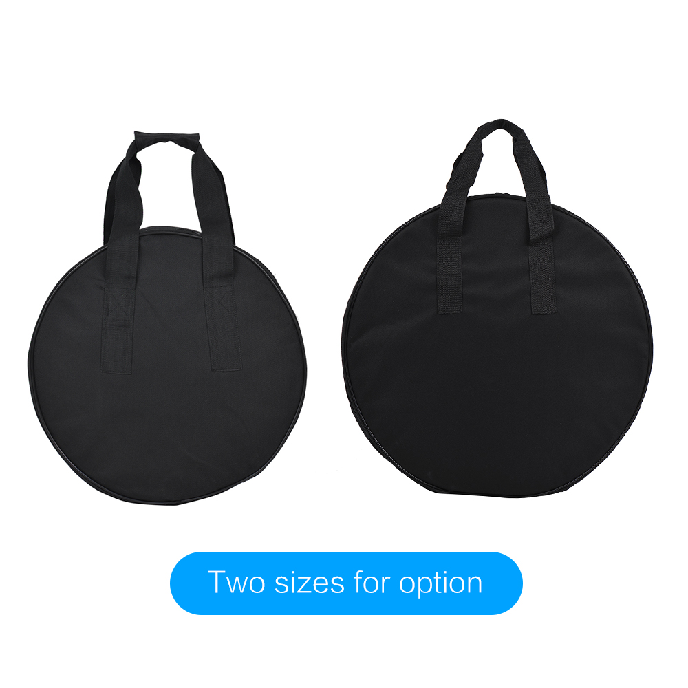 55cm Beauty Dish Carry Case Bag Studio Equipment Bag Two layer Design Drum Style with Honeycomb Grid Divider (54 56cm)-in Photo Studio Accessories from Consumer Electronics    2