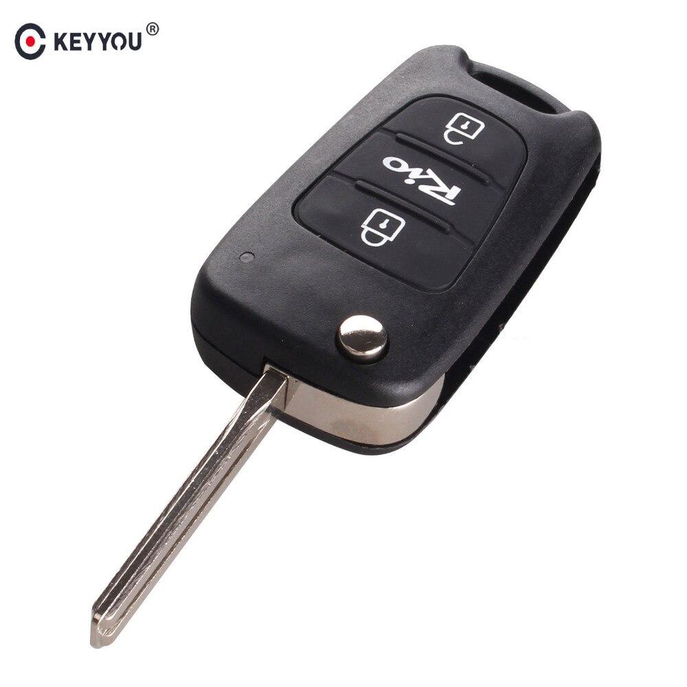 Chiave Telecomando per Kia Rio Car Key