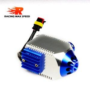 Image 3 - Commercio allingrosso auto universale Blow Off Valve kit Elettronico diesel valvola di sfogo VESTITO per tutti Turbo Diesel motori