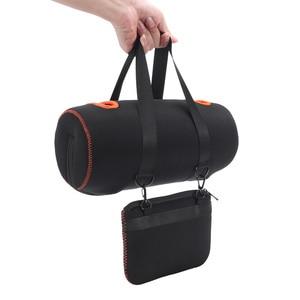 Image 5 - إيفا تحمل السفر حالة حقيبة كتف ل JBL إكستريم 2 سمّاعات بلوتوث المحمولة لينة حالة ل JBL Xtreme2 مع حزام حقيبة شحن