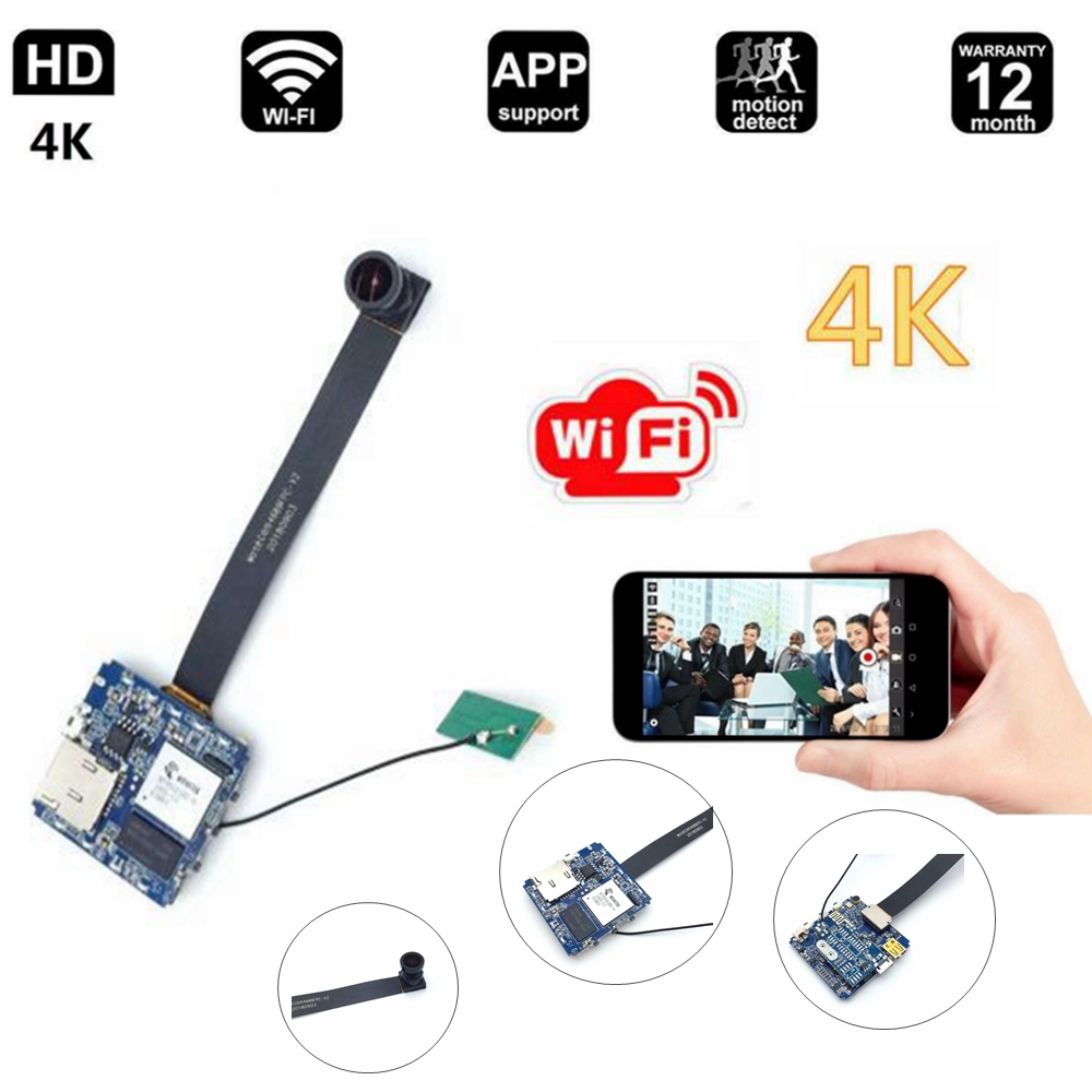 <font><b>4K</b></font> <font><b>mini</b></font> wifi <font><b>camera</b></font> youtube video micros camcorder indoor wifi <font><b>camera</b></font> for drone small <font><b>camera</b></font> Motion Detec Professional Factory image